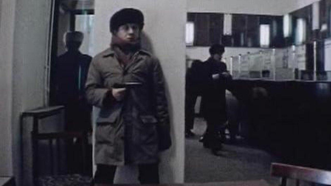 Из жизни начальника уголовного розыска - Детектив, Фильм