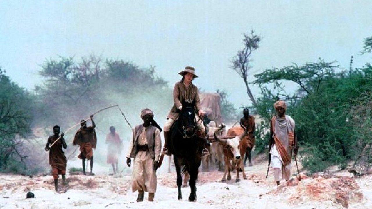 Из Африки - Драма, Фильм
