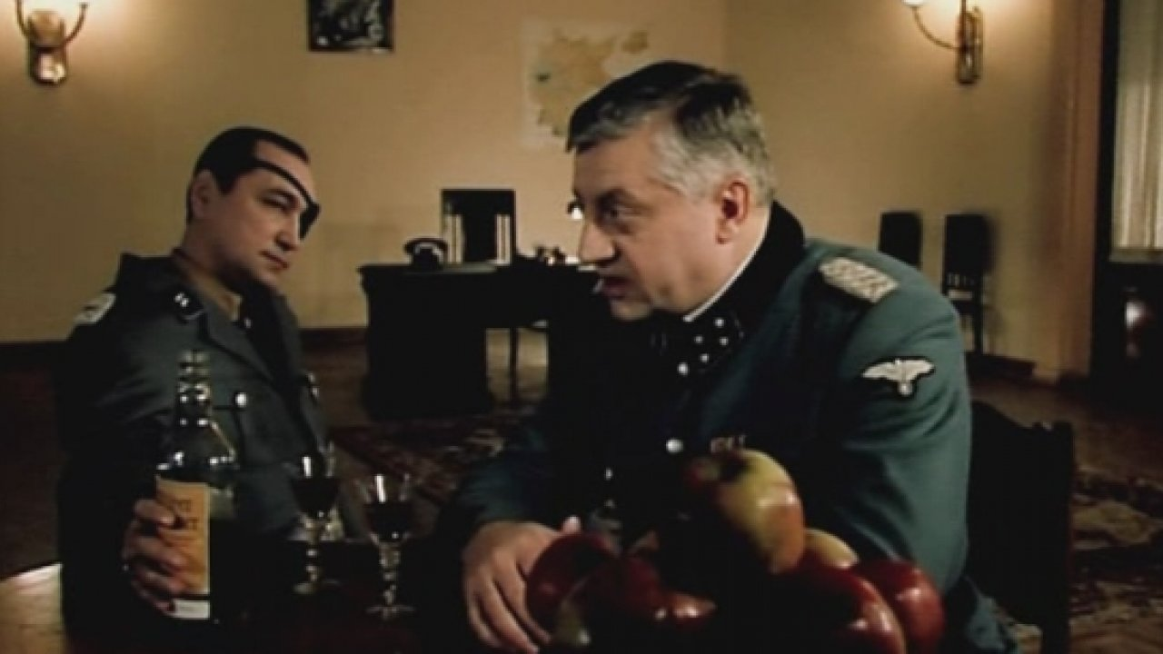 Неизвестные страницы из жизни разведчика - Приключения, Фильм