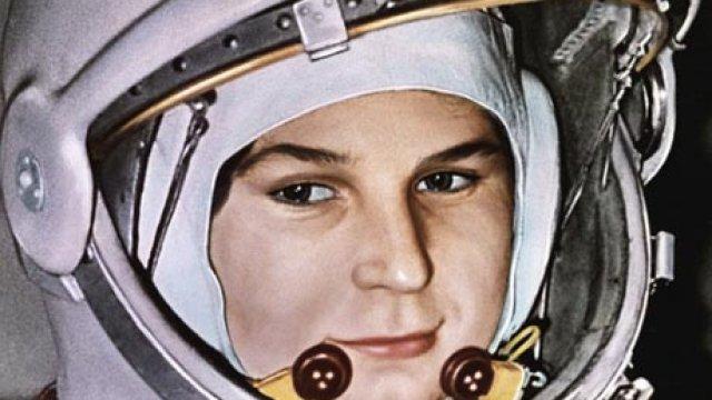 Валентина Терешкова. Я всегда смотрю на звезды