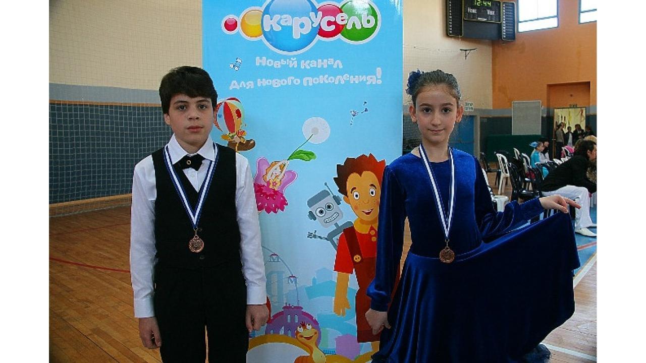 Израиль танцует вместе с каналом «Карусель»!