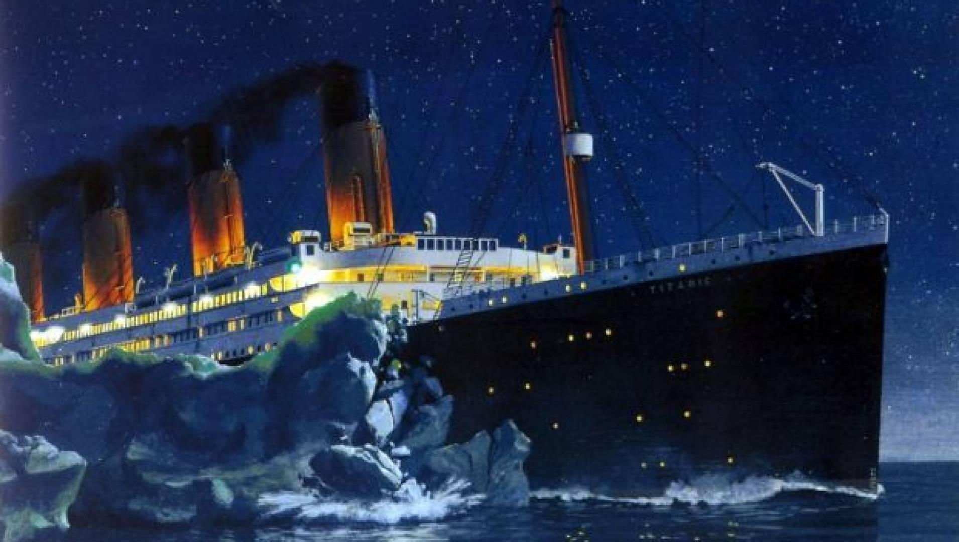 Последняя ночь «Титаника» - Документальный фильм
