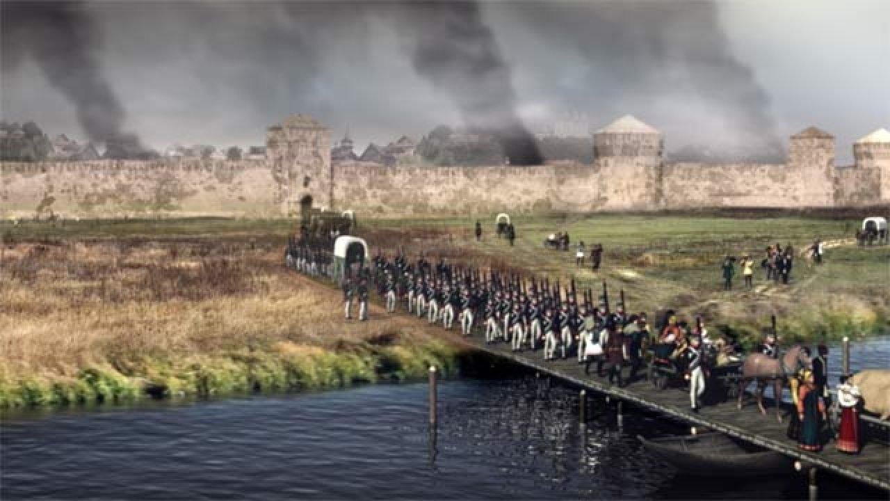 1812 - Документальный фильм