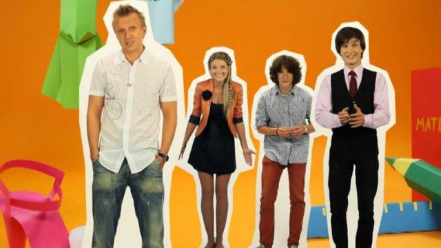 Новый сезон на канале «Карусель» с 1 сентября!