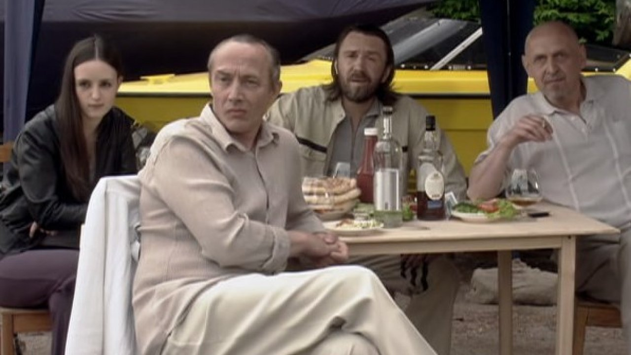 Борцу не больно - Драма, Фильм