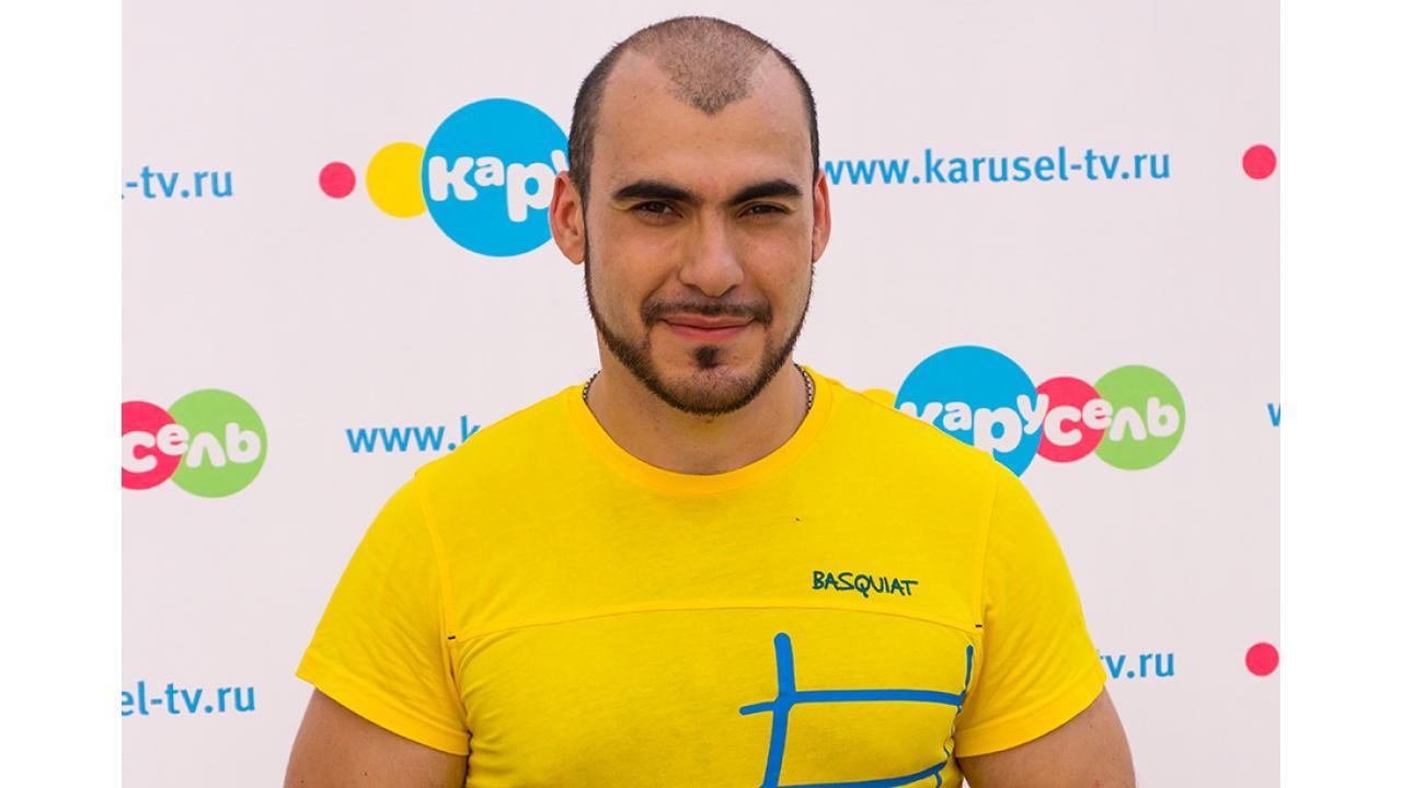 Вахтанг Каландадзе. Праздник на ВВЦ. 1 июня 2013
