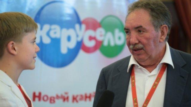 Телеканал «Карусель» наградил участников фестиваля «Включайся!»