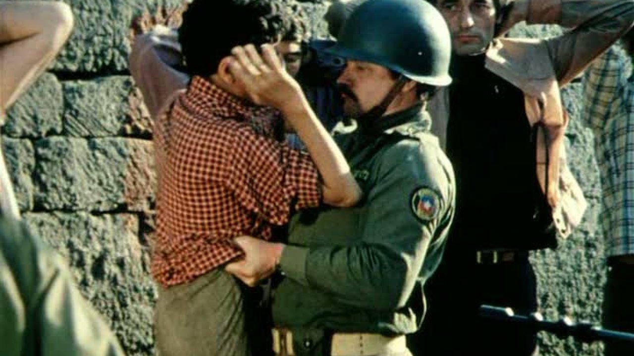 Ночь над Чили - Исторический, Драма, Фильм