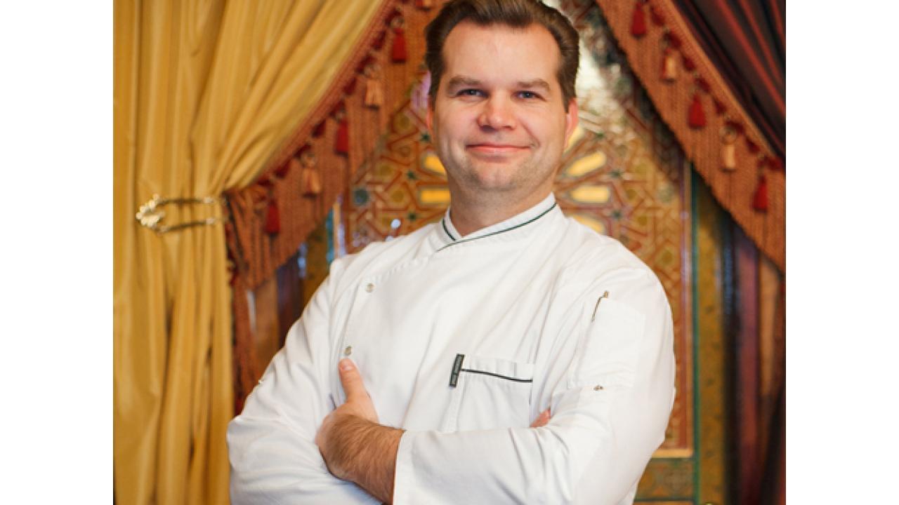 Евгений Демин. Ресторан «Узбекистан»