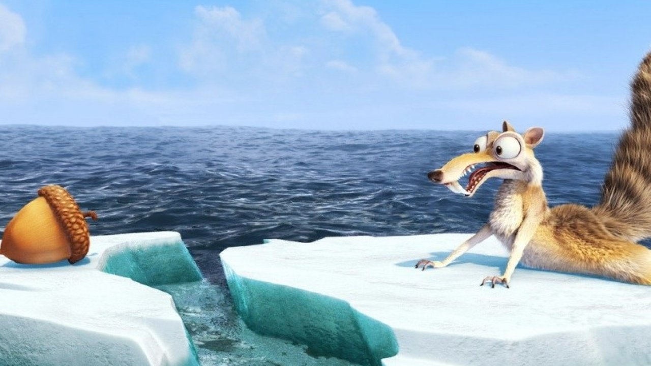 Ледниковый период-4: Континентальный дрейф - Анимационный фильм