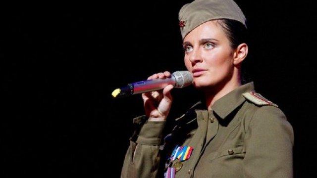 Военные песни. Концерт Елены Ваенги