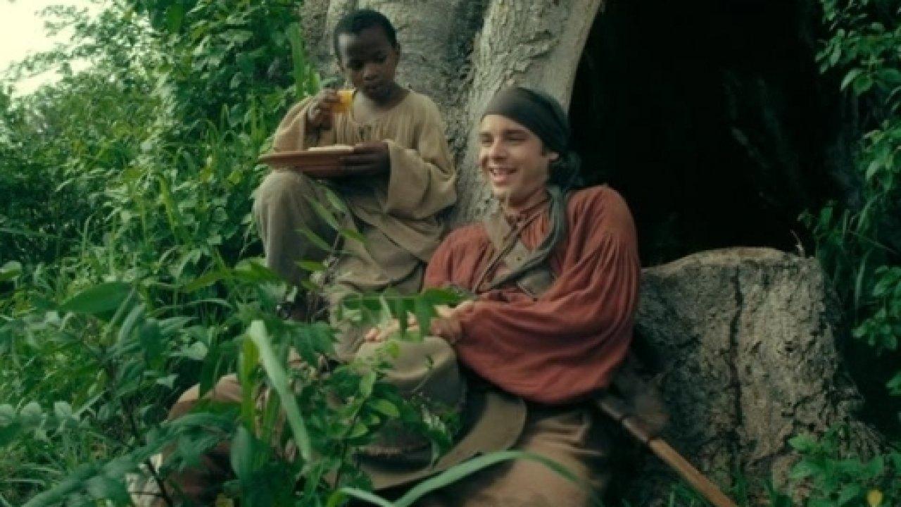 Золото «Глории» - Приключения, Сериал