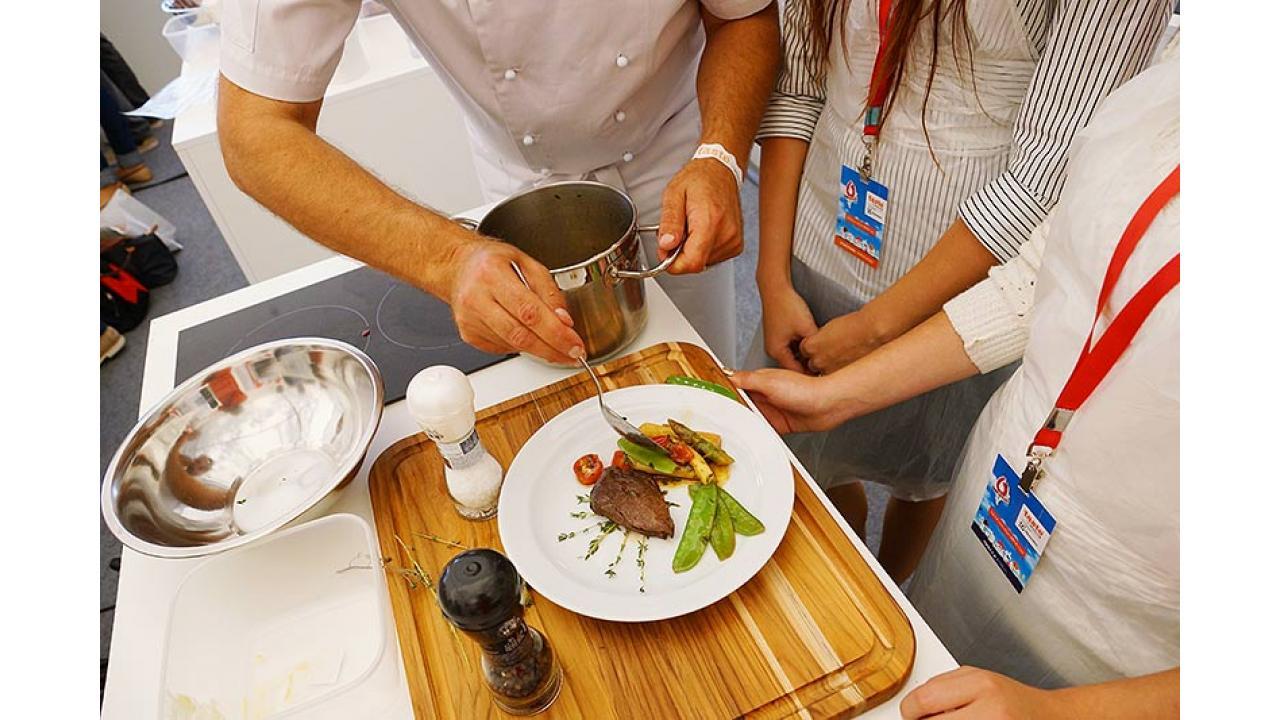 Сергей Ерошенко, владелец и шеф-повар ресторана «Честная кухня»