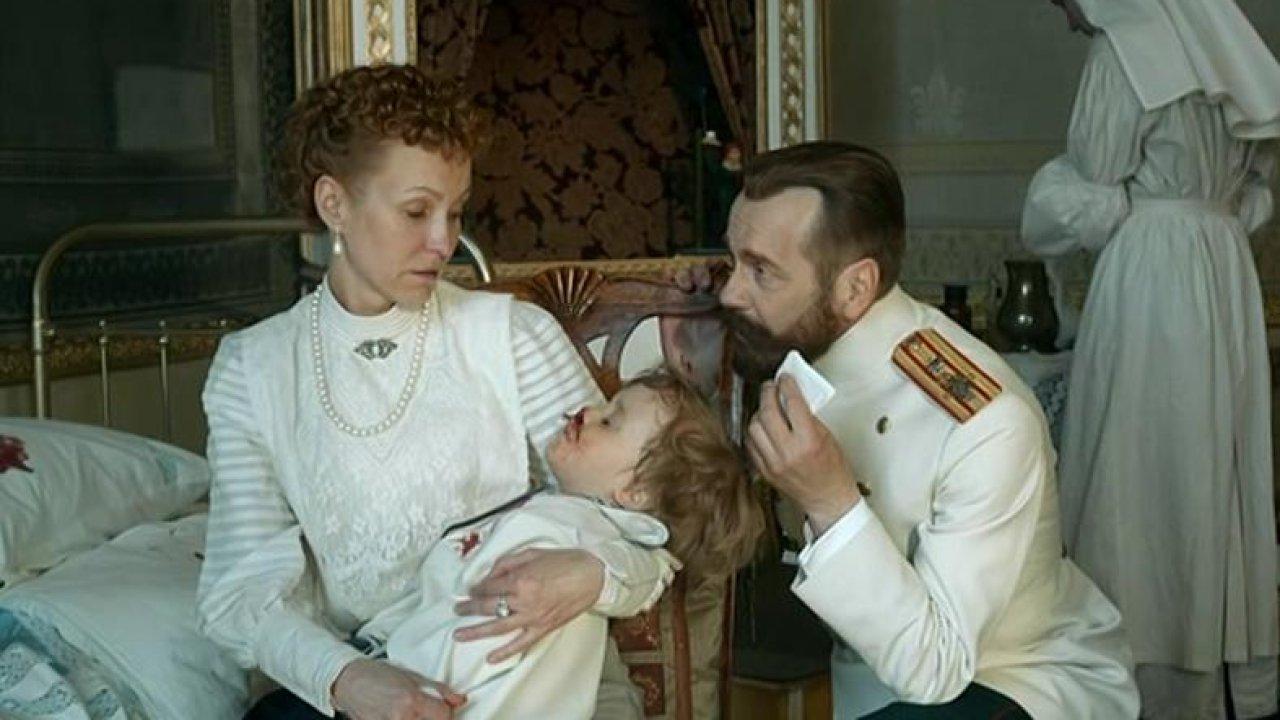 Григорий Р. - Драма, Сериал