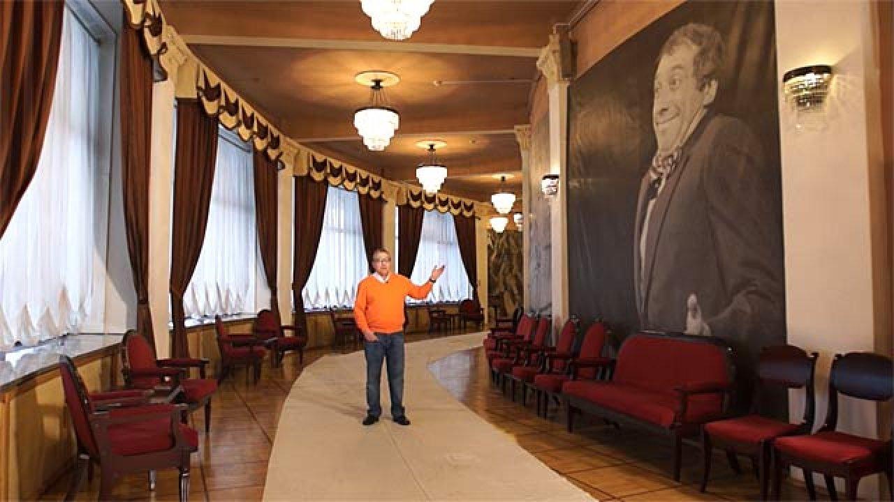 Сергей Юрский. Я пришел в кино как клоун - Документальный фильм