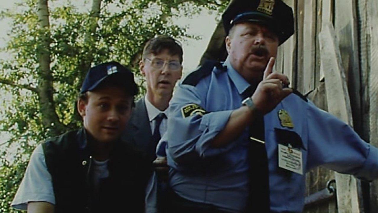 Полицейские иворы - Комедия, Фильм