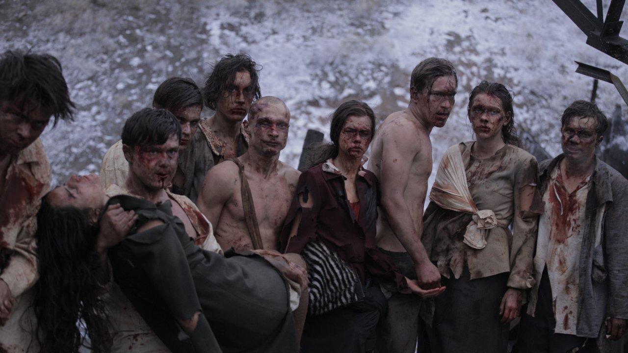Молодая гвардия - Драма, Военный, Сериал
