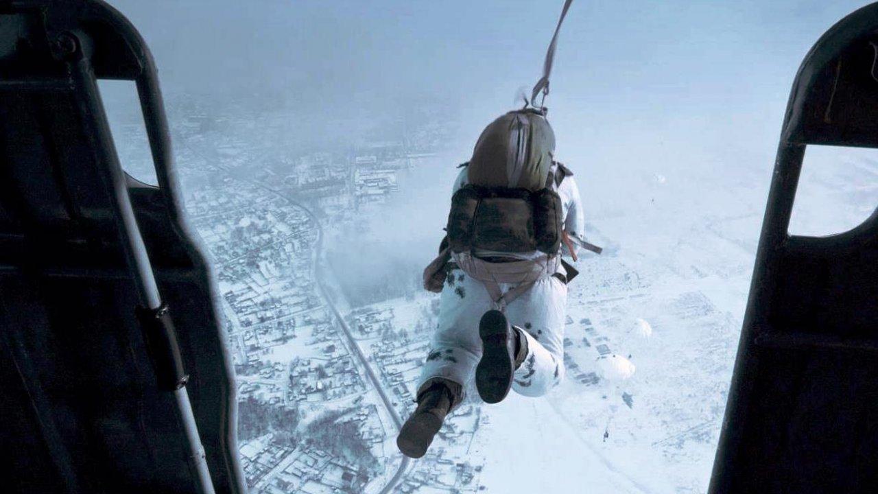 Под облаком белого шелка - Документальный фильм