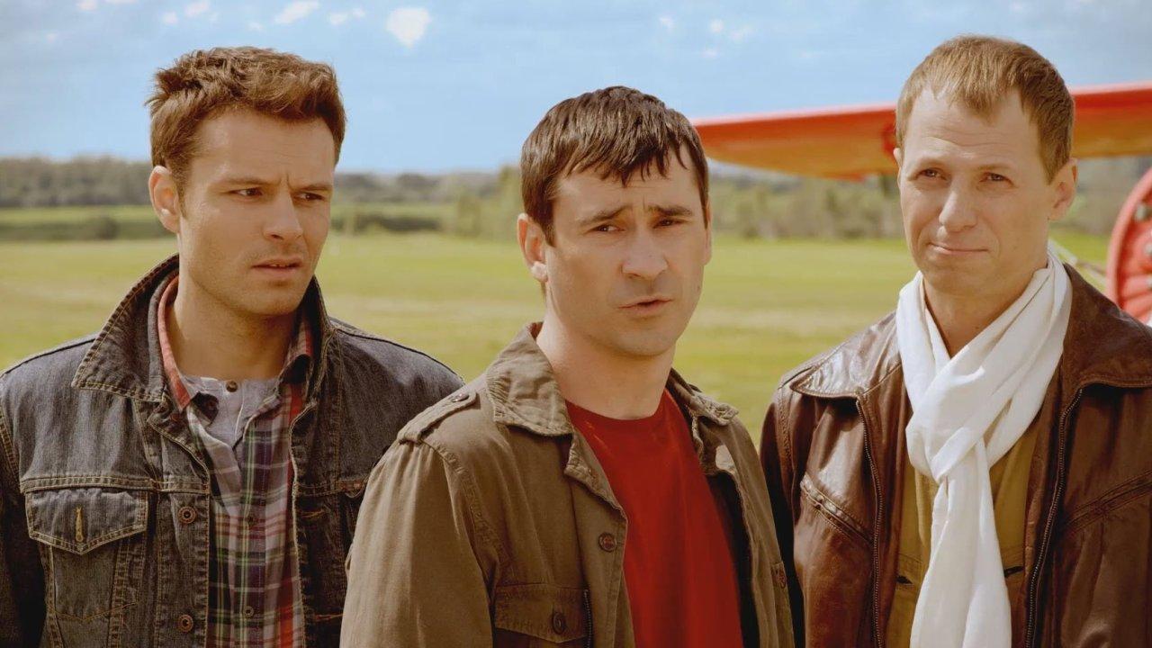Три товарища - Мелодрама, Фильм