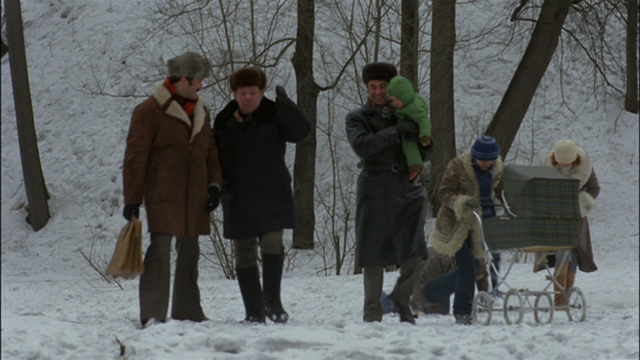 Экипаж - Драма, Фильм