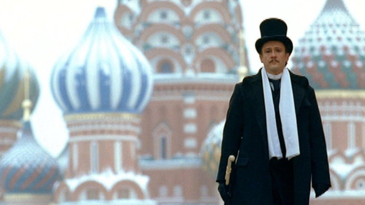 Статский советник - Детектив, Фильм