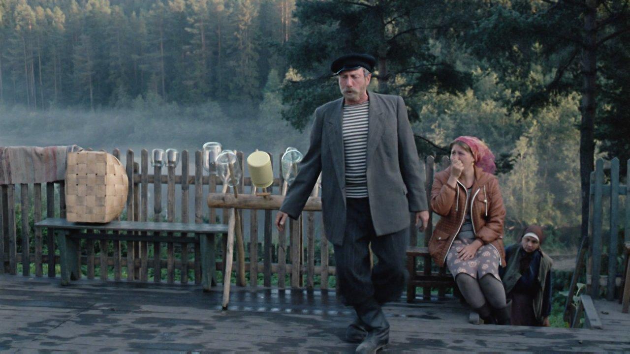Любовь иголуби - Комедия, Фильм