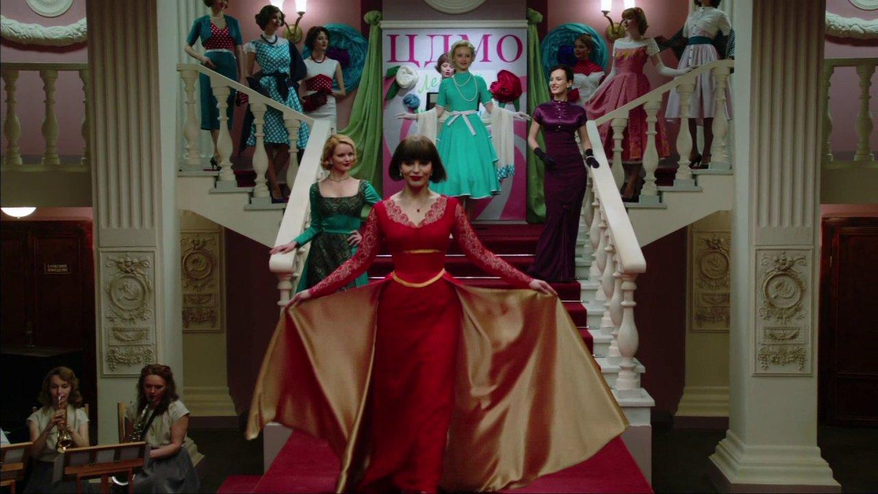 Красная королева - Мелодрама, Сериал