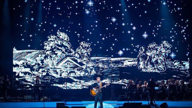 «Серебряный бал». Концерт Александра Малинина
