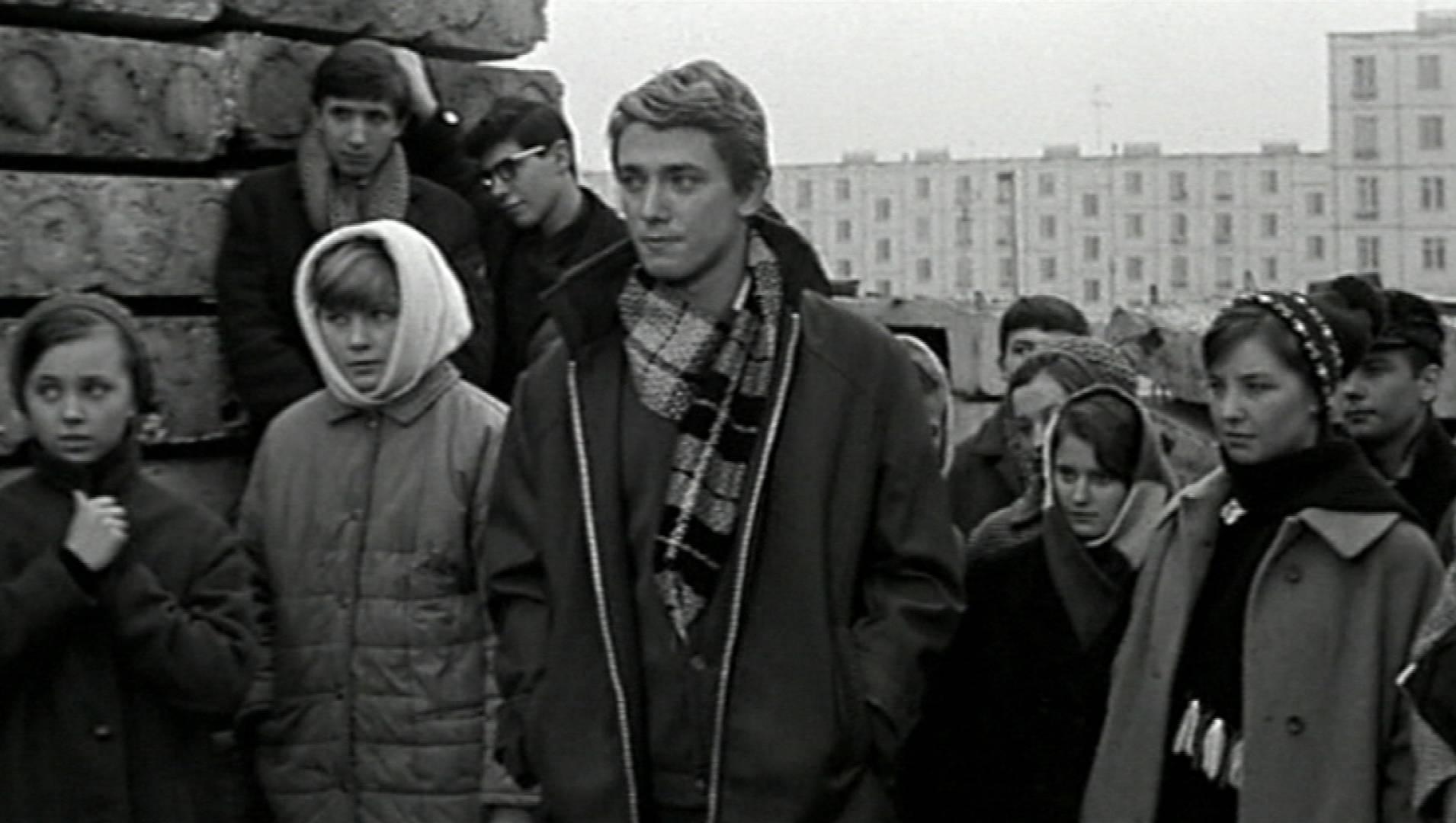 Доживём допонедельника - Киноповесть, Фильм