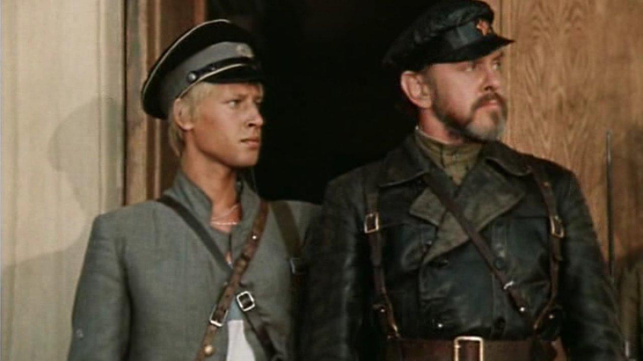 Зелёный фургон - Приключения, Фильм