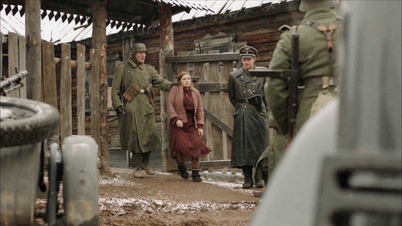 Старое ружьё - Драма, Военный, Фильм