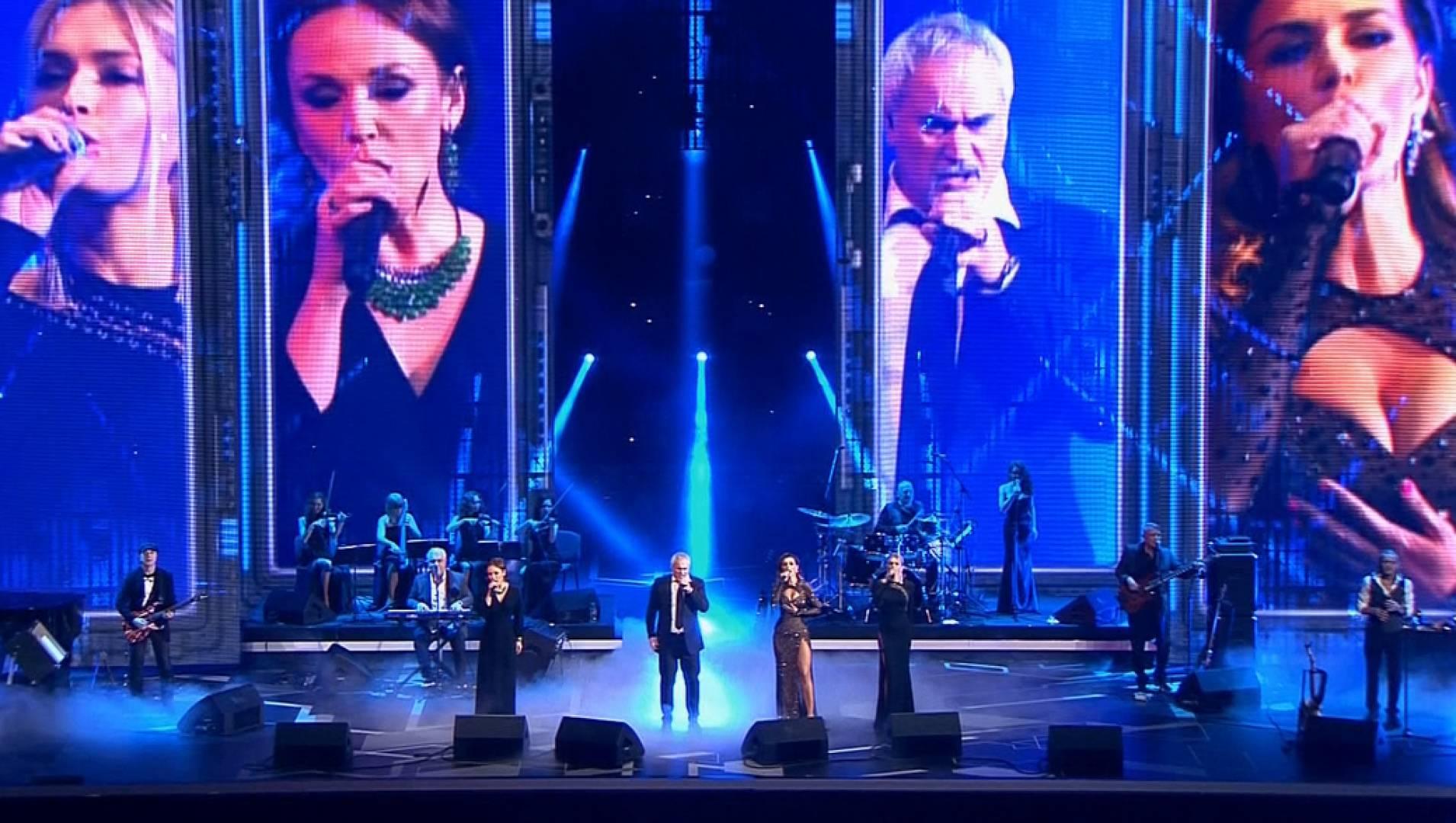 Юбилейный вечер Валерия и Константина Меладзе - Концерт
