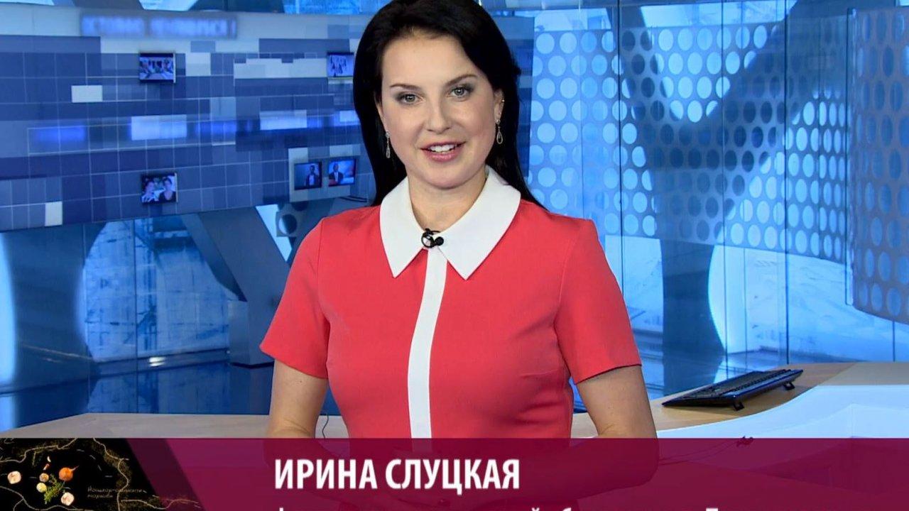 День России на Телекафе. Ирина Слуцкая