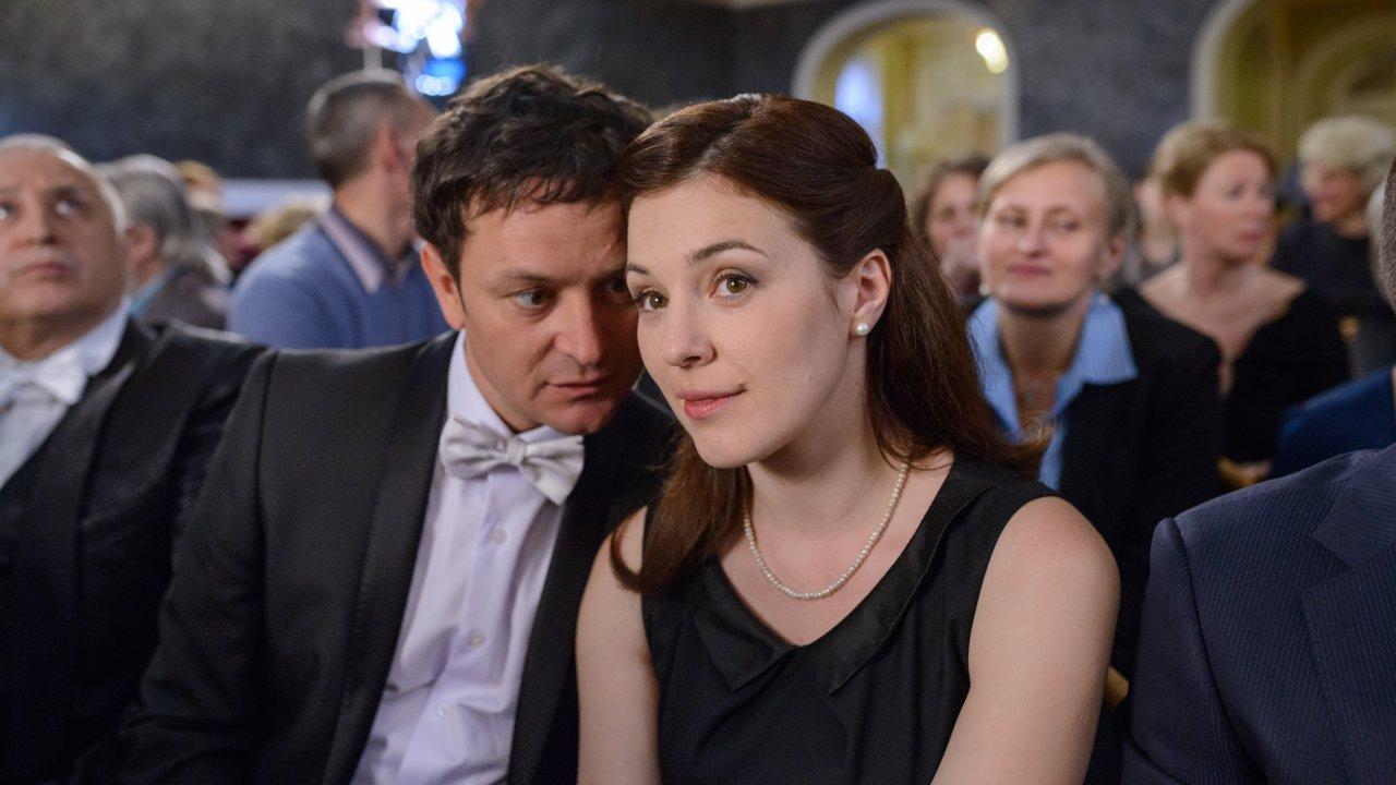Питер — Москва - Комедия, Сериал