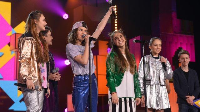 Первый канал впервые провёл Национальную детскую премию «Главные герои»