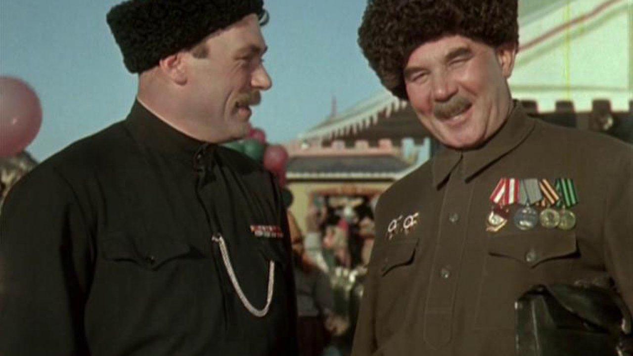 Кубанские казаки - Комедия, Фильм