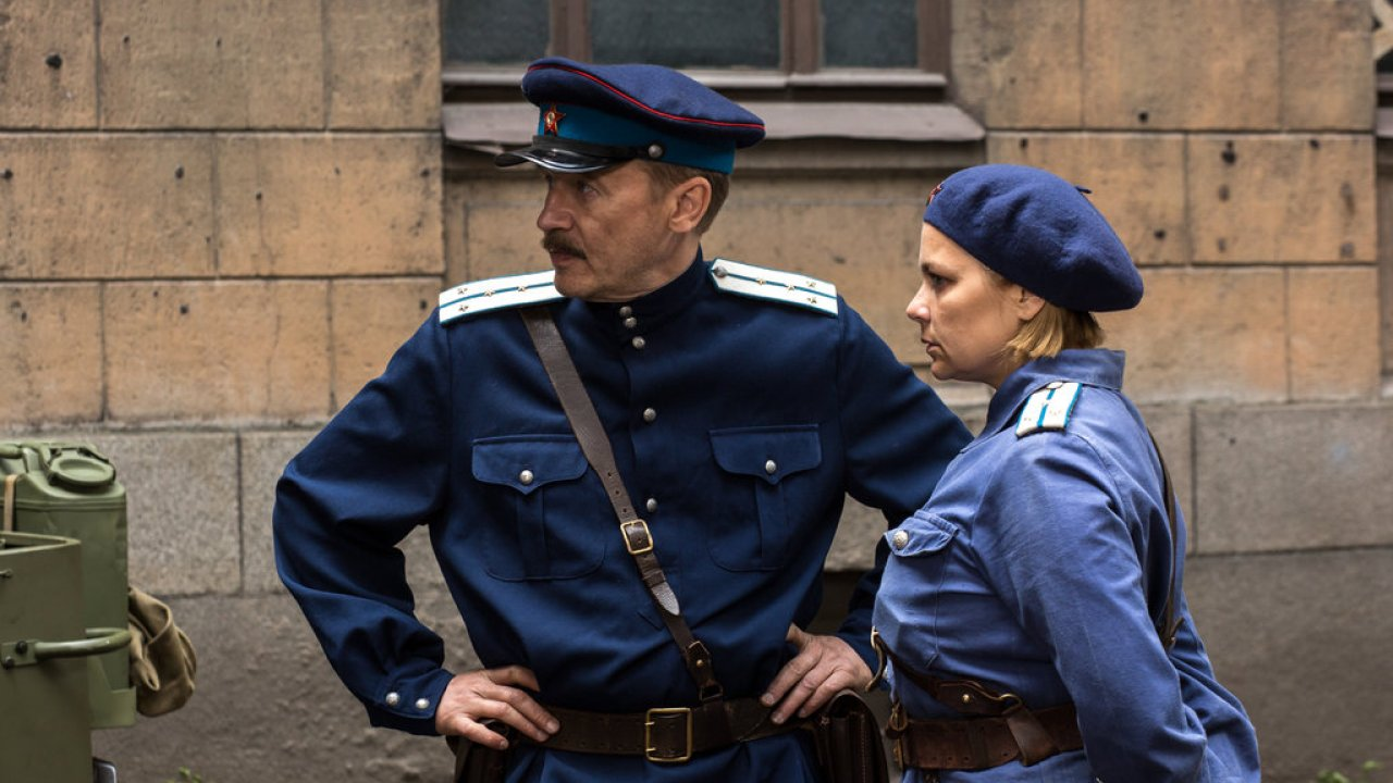 Комиссарша - Детектив, Сериал