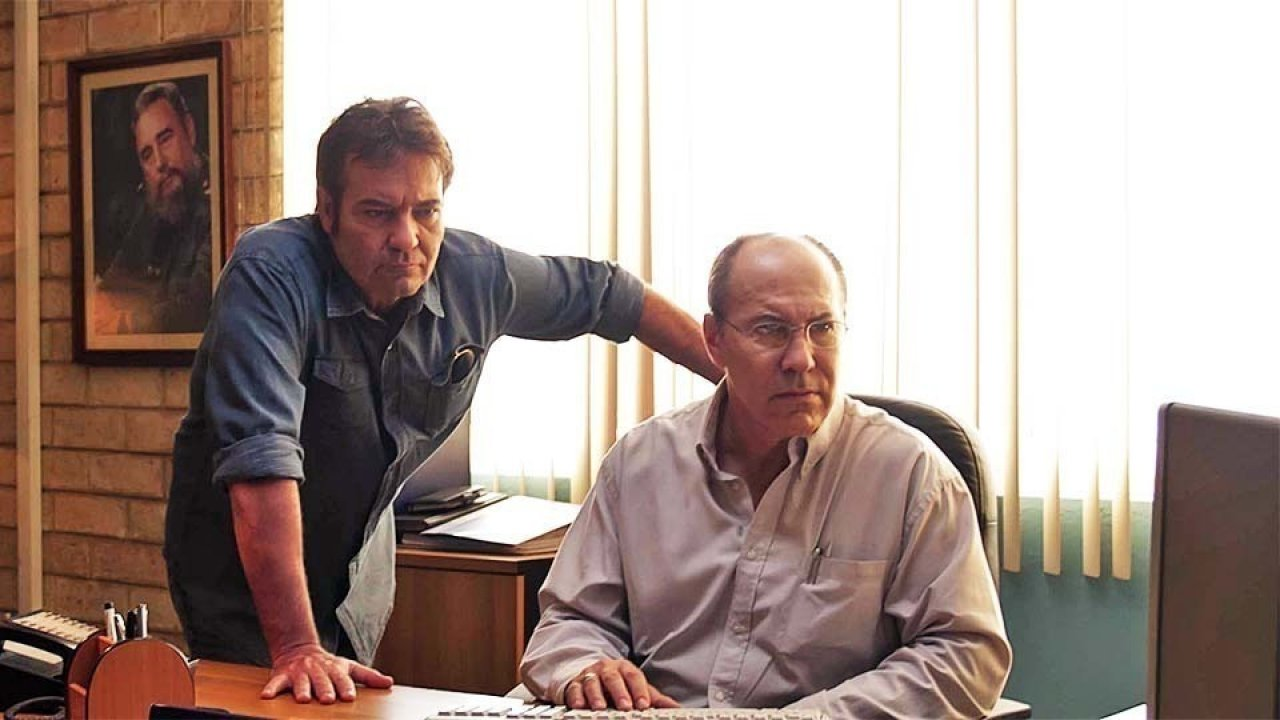 Четыре сезона в Гаване - Детектив, Сериал