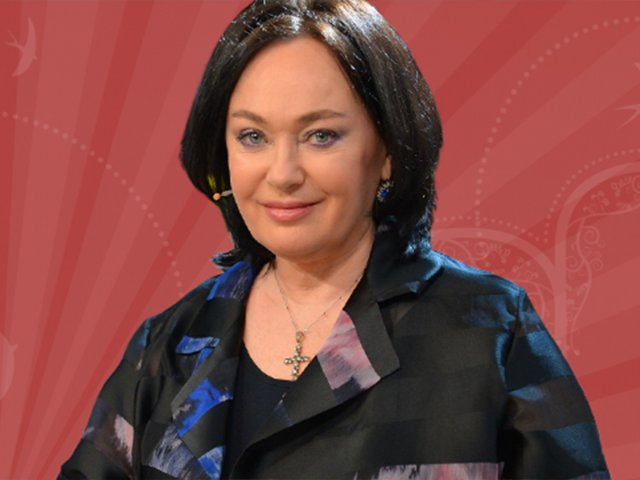 Персоны Первого канала: Лариса Гузеева