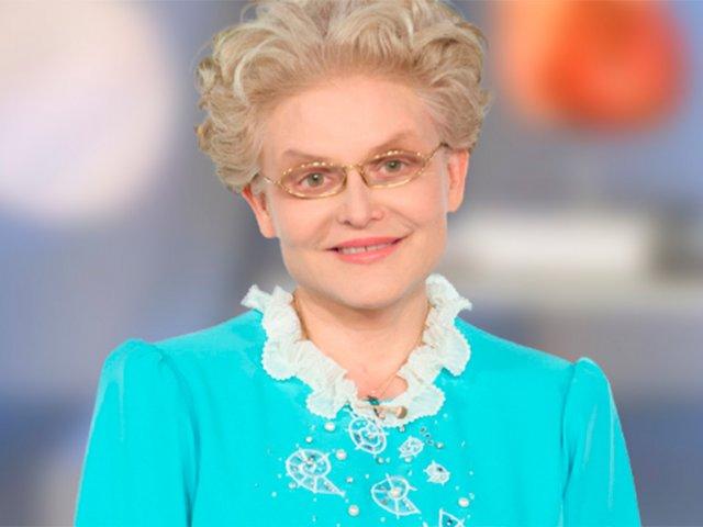 Персоны Первого канала: Елена Малышева