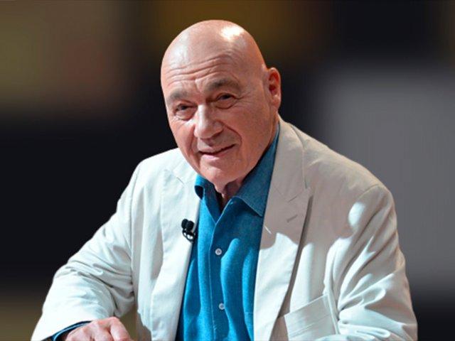 Персоны Первого канала: Владимир Познер