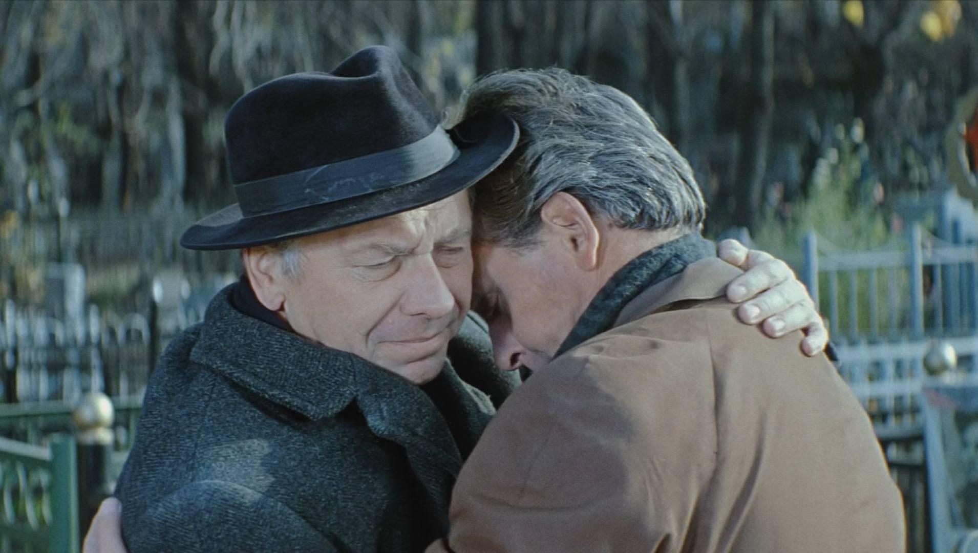 Белорусский вокзал - Мелодрама, Фильм