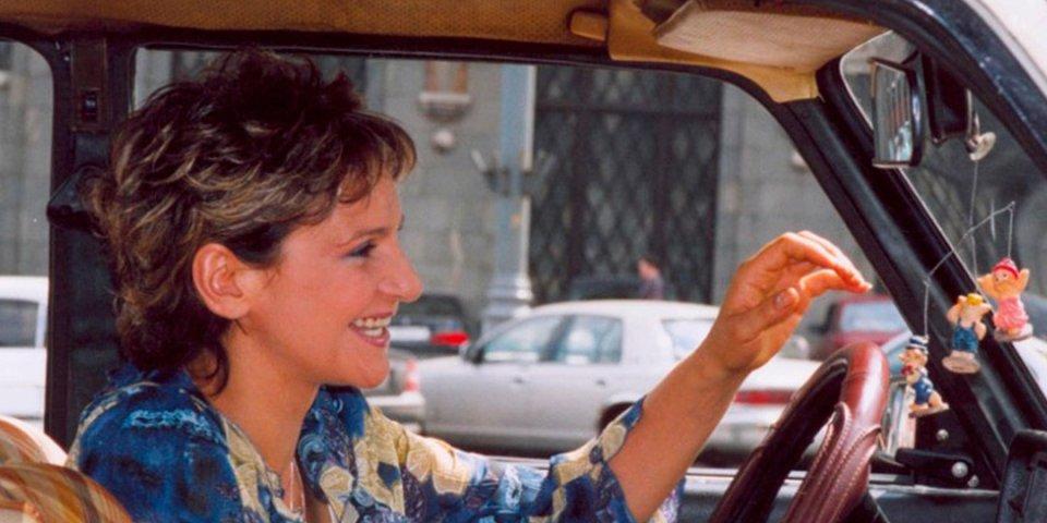 Таксистка - Комедия, Мелодрама, Сериал