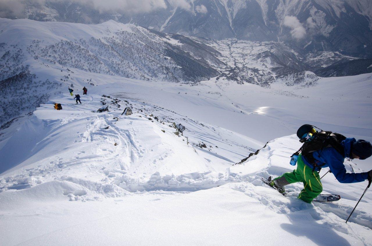 Бэккантри в Сванетии. Фото: svanetibackcountry.com
