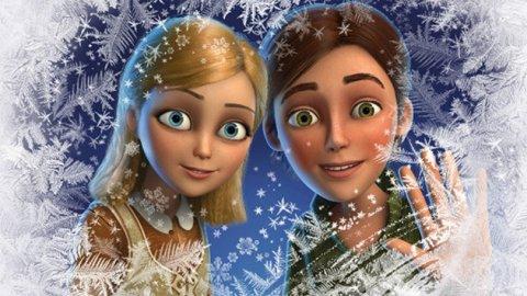 Снежная Королева - Анимационный фильм