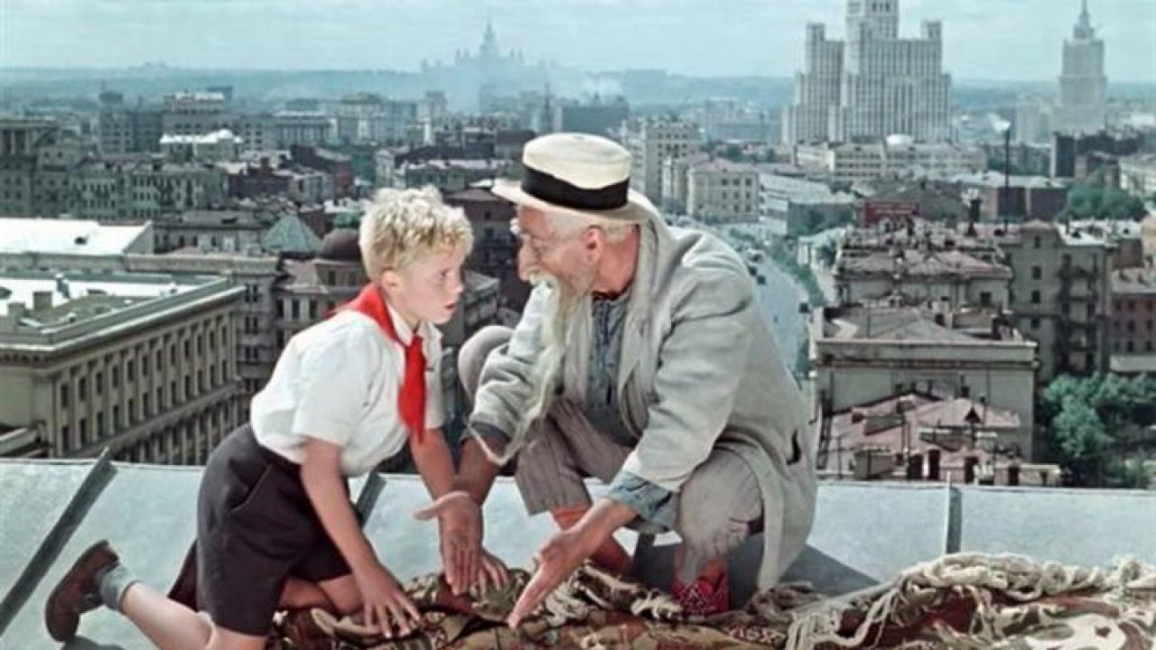 Старик Хоттабыч - Комедия, Фильм