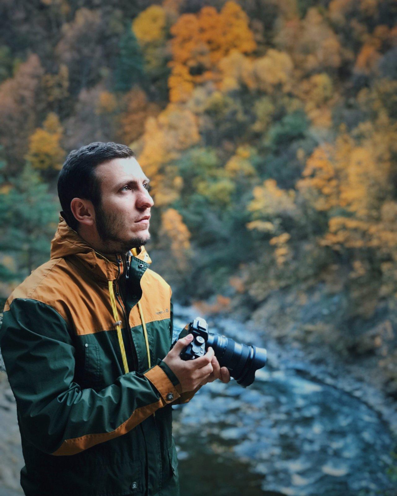 На фото — Магомед Шапиев