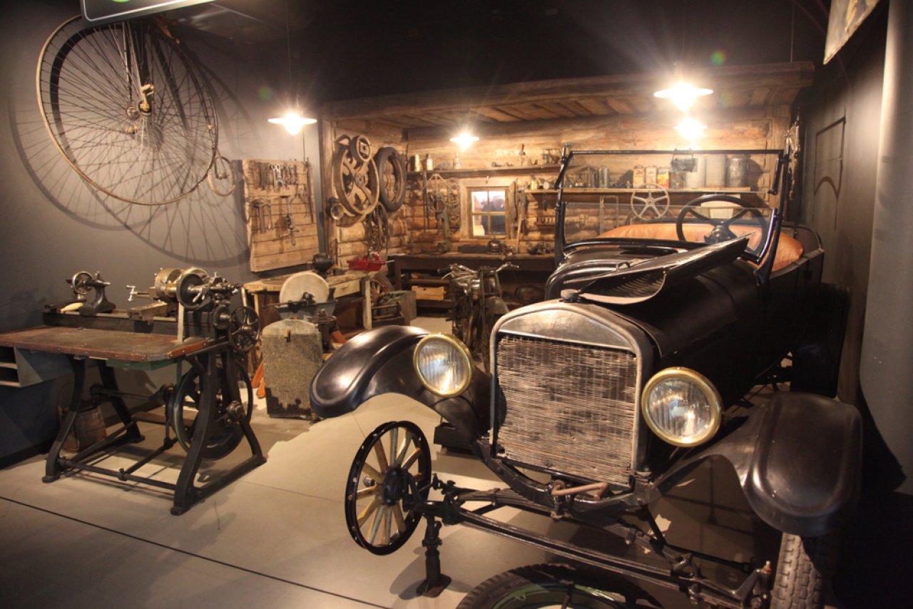 Рижский моторный музей. Фото: Garijs Polskis / Shutterstock