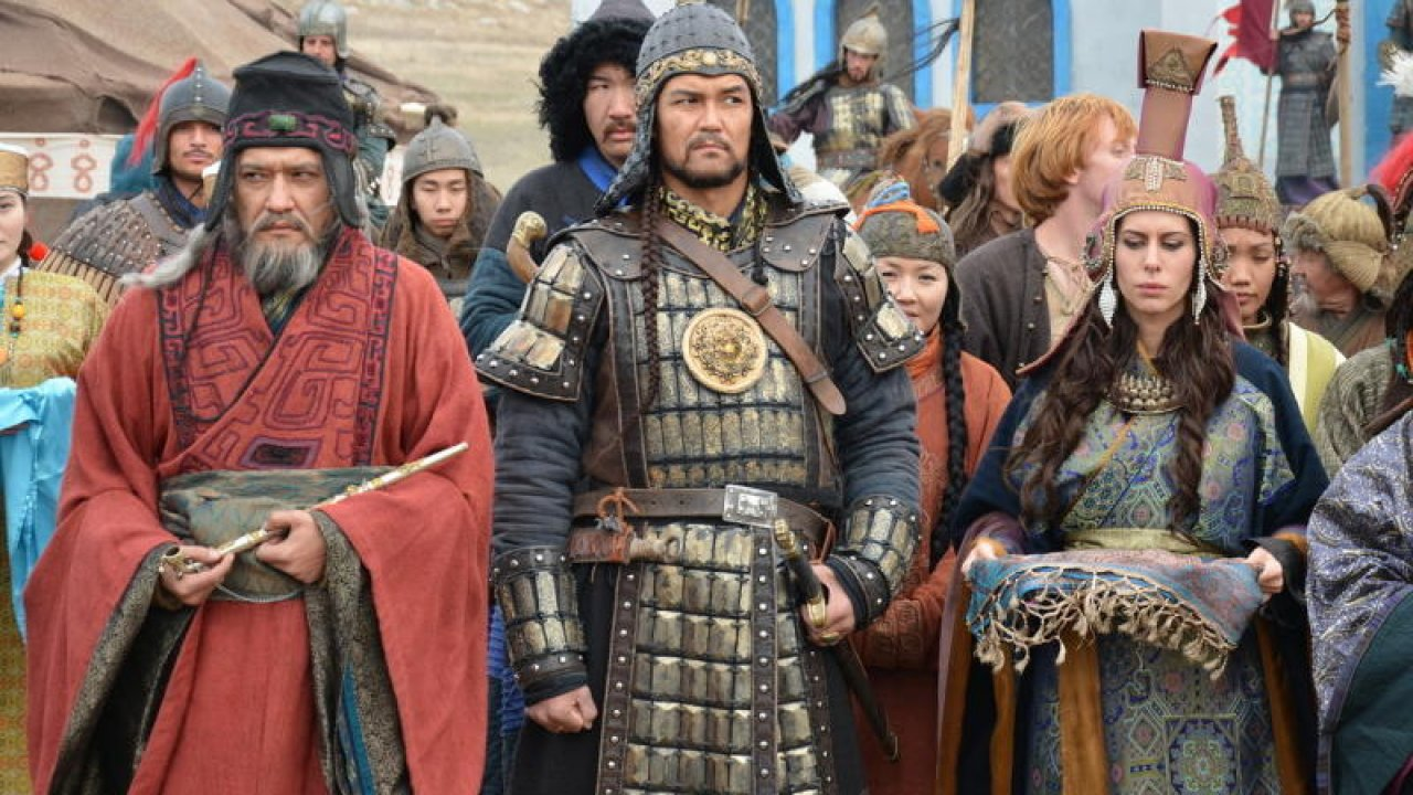 Золотая Орда - Драма, Исторический, Сериал