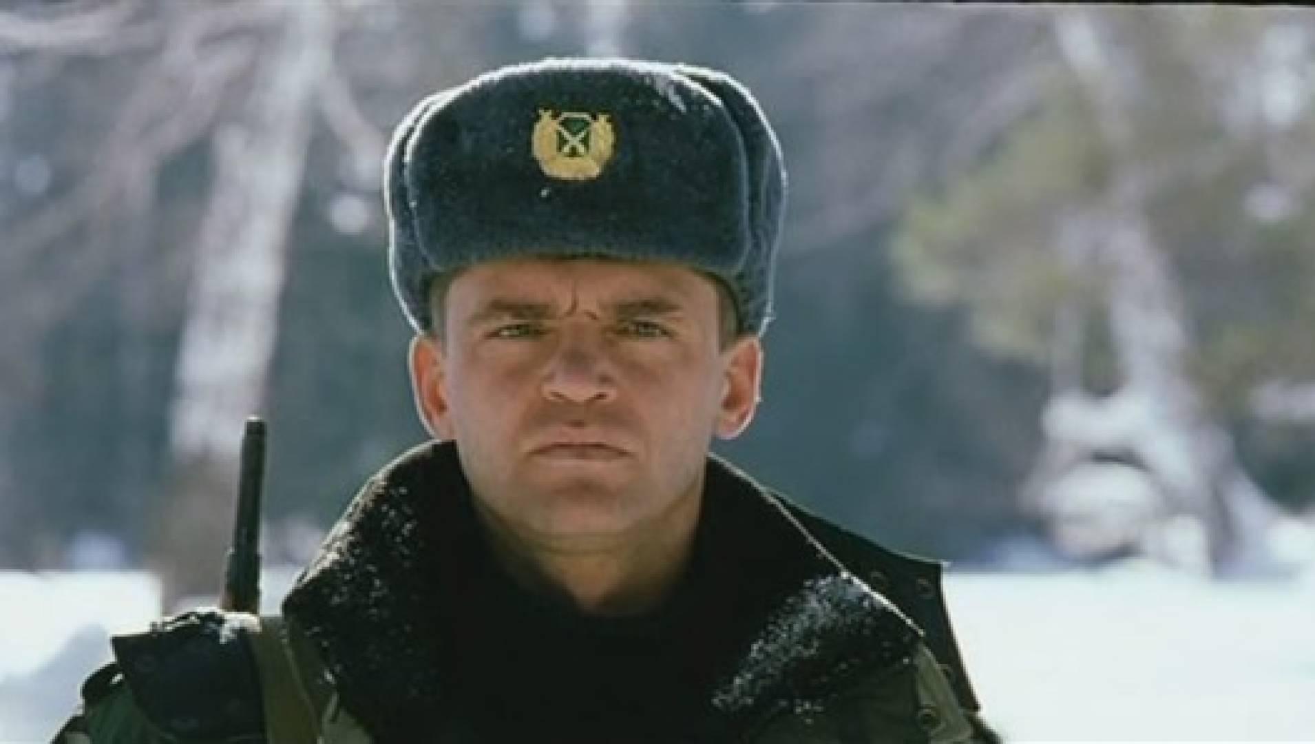 Егерь - Боевик, Фильм